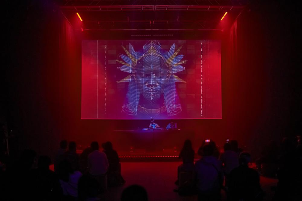 Veinn Nidra She Makes Noise 2020 La Casa Encendida Madrid