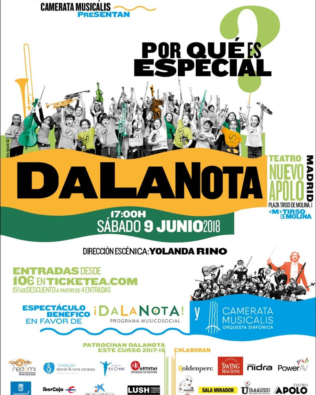 DalaNota Madrid
